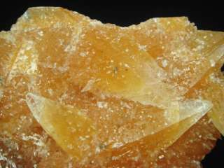 190g Wonderful Yellow Calcite Mineral Specimen