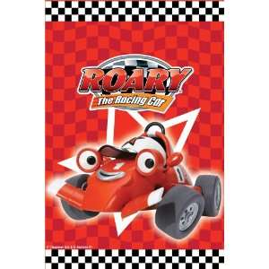 Roary the Racing Car Movie Poster (27 x 40 Inches   69cm x