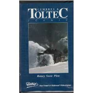 Cumbres & Toltec Scenic   Rotary Snow Plow Movies & TV
