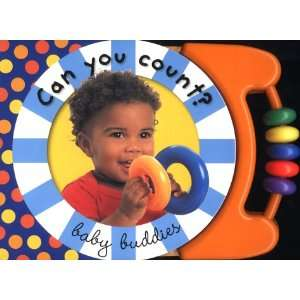 Baby Buddies: Can You Count (9780312491475): Roger Priddy: Books