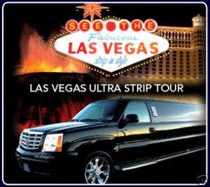 Las vegas strip limo tour
