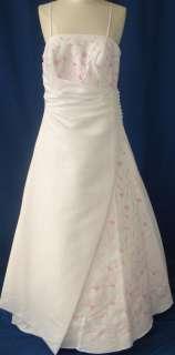 Gorgeous Informal Bridal Wedding Ball Gown Dress Party Gala Evening