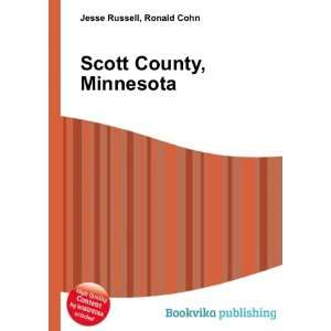 Scott County, Minnesota Ronald Cohn Jesse Russell Books