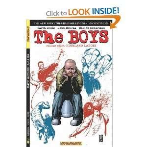 The Boys Vol. 8 Highland Laddie [Paperback] Garth Ennis