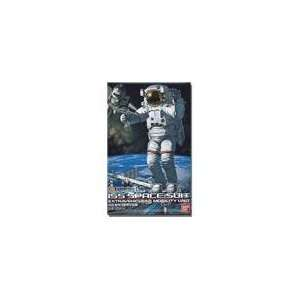 Exploring Lab ISS Space Suit Extravehicular Mobility Unit