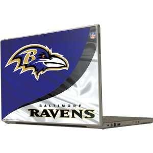 Skin It Baltimore Ravens Dell Laptop Skin Sports