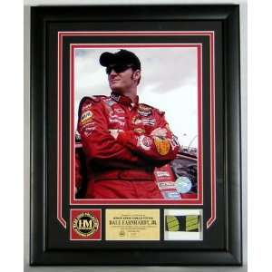 Dale Earnhardt Jr Race Used Tire Photo Mint Collection