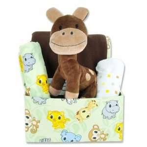 Chibi Fabric Covered Gift Box Set Baby