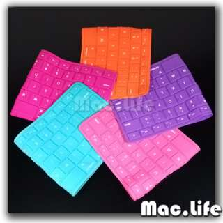 SL PINK Keyboard Cover Skin for NEW Macbook Pro 13 15