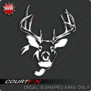 Deer Hunting Sticker Sneak Buck Outfitter Decal