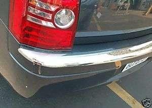 05 08 Chrysler 300 300c Chrome Rear Bumper Trim Accent