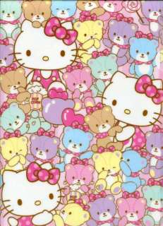 Sanrio Hello Kitty & Tiny Chum A4 File Folder #4