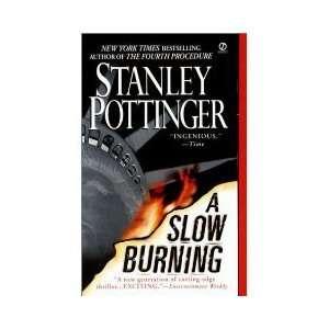 A Slow Burning (Paperback) Stanley Pottinger (Author) Books