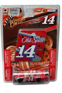 Tony Stewart #14 OLD SPICE Chevrolet Pit Board Flag