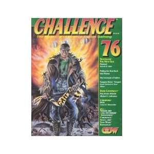 Challenge Magazine, Issue 76: Michelle Sturgeon: Books