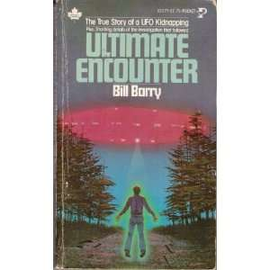 The True Story of a UFO Kidnapping (9780671820794) Bill Barry Books