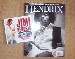 Classic Rock Special Edition Jimi Hendrix + DVD + Poster