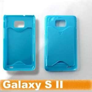 Aftermarket Product] Blue ID Credit Card Slot Storage Holder Plastic