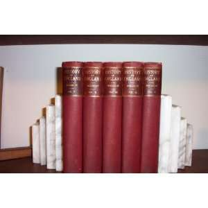 of James II (Five Volumes Set) Thomas Babington Macaulay Books