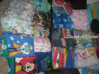 CHARACTER Twin/FULL Comforters/Blankets Pillow Case