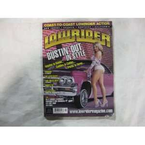 Lowrider Magazine April 2003 (Busting Out In Style): Toys
