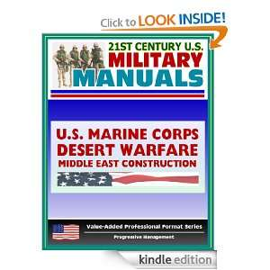 and Troop Construction in the Middle East Marine Corps Field Manuals