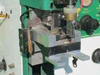 AUTOMATIC JEWELRY WELDING MACHINE & PART FEEDER BOWL |