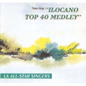 Stop Ilocano Top 40 Medley Vol. 1  PHILIPPINE TAGALOG MUSIC CD: Music