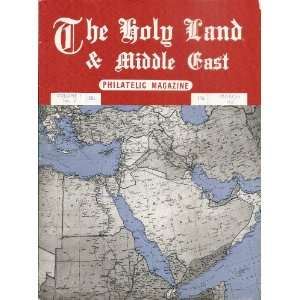 Oly Land and Middle East Philatelic Magazine, Volume 1, No