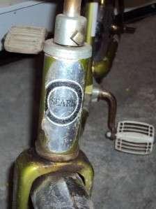 12 Bicycle Bike Coaster Brake Vintage Hard Tires