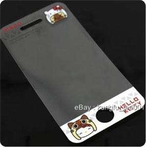 Hello Kitty X Airou Monster Hunter Screen Protector Sticker Skin