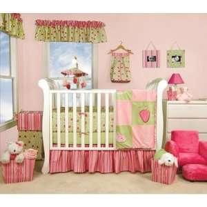 Juicie Fruit 4 Piece Crib Bedding Set by Trend Lab Baby