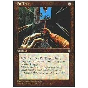 Magic the Gathering   Pit Trap   Ice Age Toys & Games
