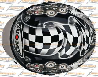 Suomy Vandal Chain Full Face Helmet Large