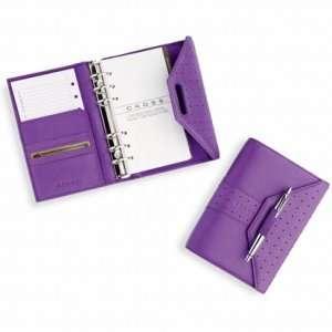 Cross Autocross Personal Agenda Violet / Purple With Cross