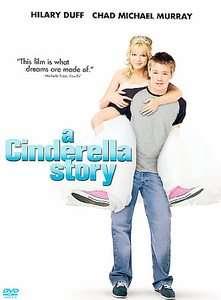 Cinderella Story DVD, 2004, Widescreen Version 085393145224