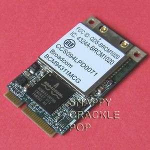 Dell Latitude Wireless Card D420 D430 D520 D530 D620 D630 D820 D830