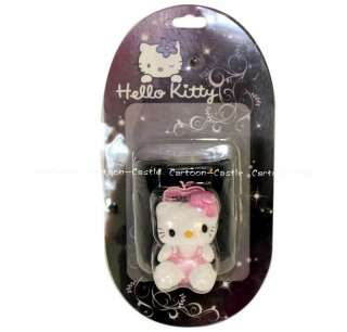 Hello Kitty Auto Car Air Outlet Drink Holder Black