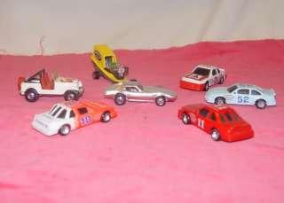VTG CARS RACING CHAMPION HOT WHEELS JOHNNY LIGHTNING