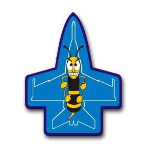 US Navy F 18 Hornet Squadron Decal Sticker 3.8 6 Pack