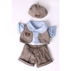 Brownie Girl Scout Uniform Outfit for 14 18 Make Your Own Stuffed