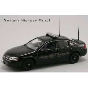 First Response 1/43 Chevy Impala Montana State Police