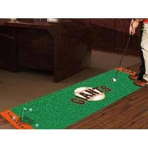 MLB   San Francisco Giants Golf Putting Green Mat