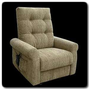 Recliner Lift Chair Power   Brentwood   Leather or Fabric