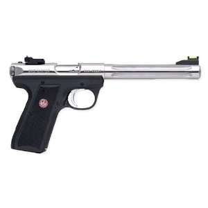 22 LR RUGER KP678HMKIII 22/45 6 7/8 SS:  Sports & Outdoors