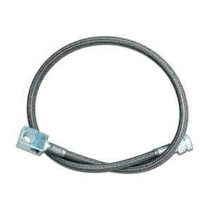 Rubicon Express RE1515 18 Rear Stainless Steel Brake Line