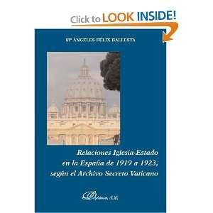 Las relaciones Iglesia Estado según el Archivo secreto del Vaticano