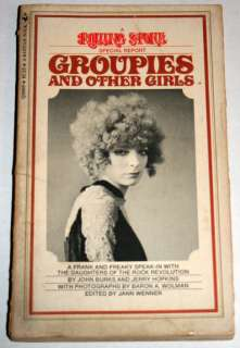 Groupies and Other Girls (A Rolling Stone Special Report) VINTAGE ROCK