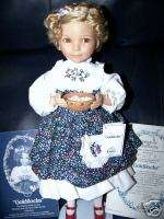 Goldilocks Doll Knowles Doll Dianna Effner Doll