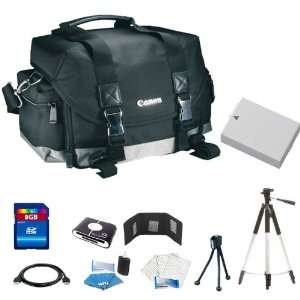 Original Canon 200DG Digital Camera Gadget Bag (Black